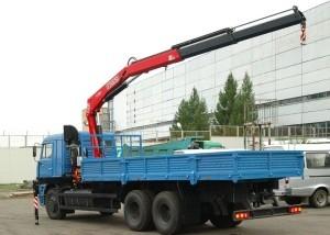 manipuljator 7 tonn